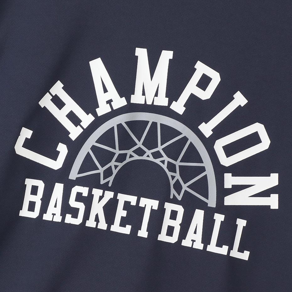 チャンピオン プラクティスロングスリーブTシャツ【C3-SB411 370】