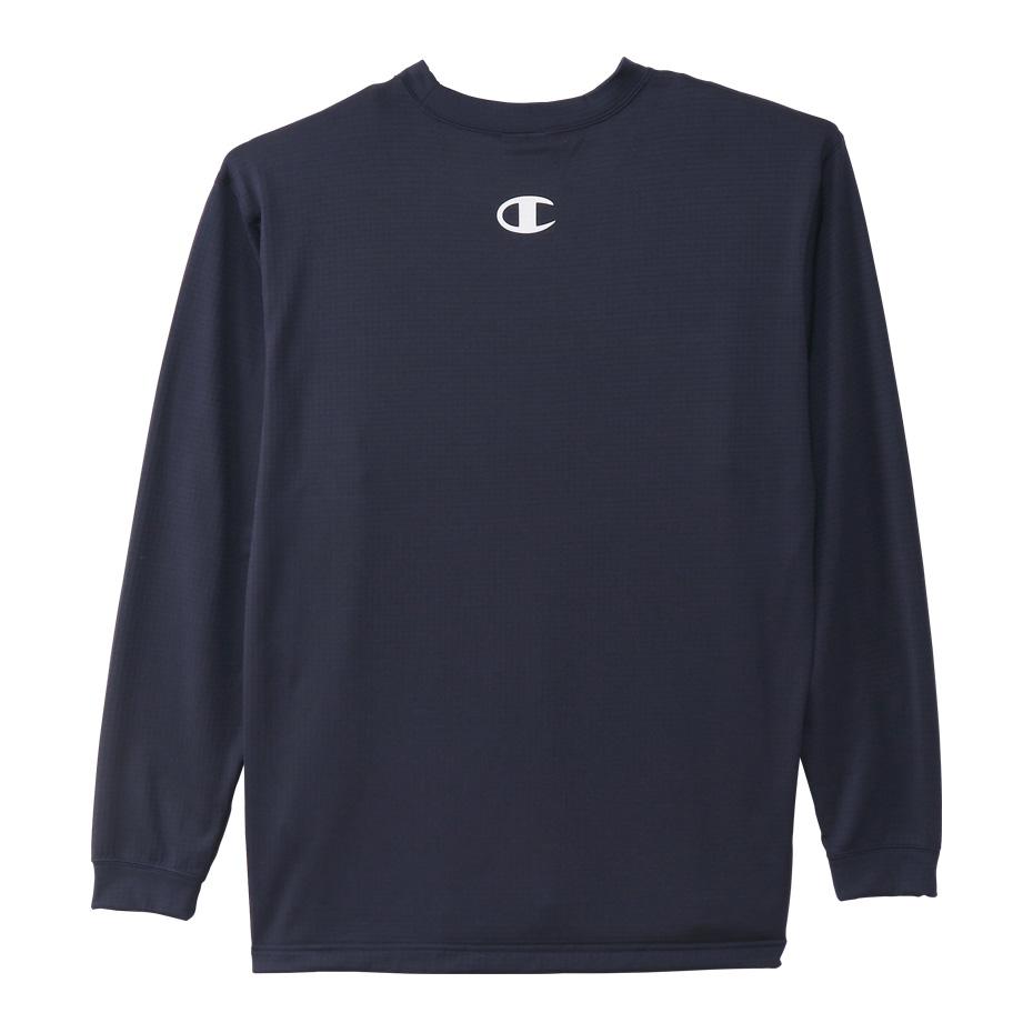 チャンピオン サーマルロングスリーブTシャツ【C3-SB452 370】