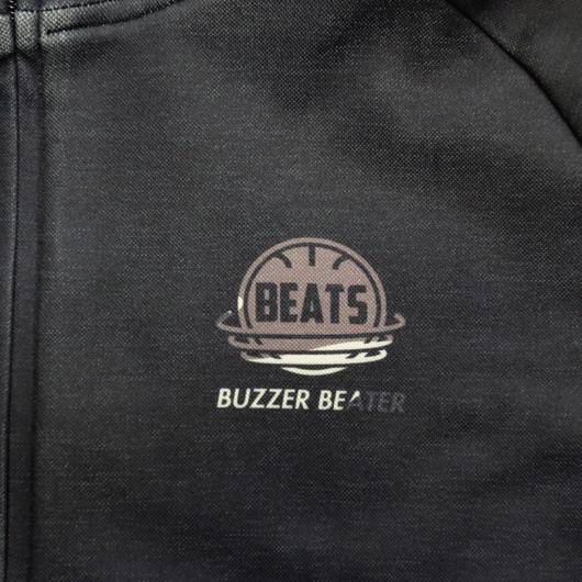 BBオリジナル【BEATS】スウェットパーカー BK