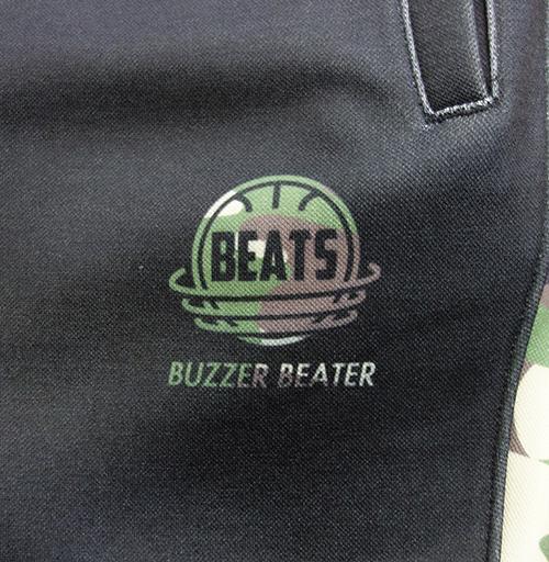 BBオリジナル【BEATS】スウェットパンツ BK
