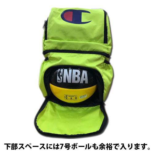 チャンピオン キッズ ボールデイパック【C3HB703B 920】