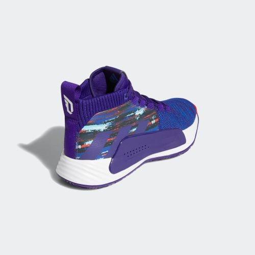 adidas DAME 5【FE8656】