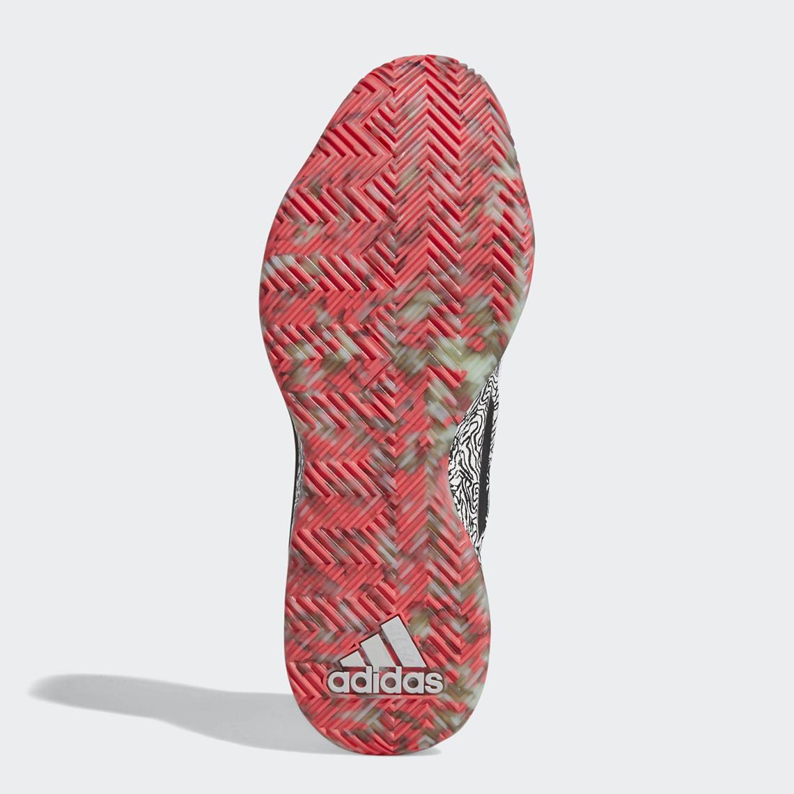 adidas DAME 5【F36561】