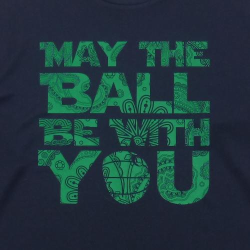 BBオリジナル【MAY THE BALL・・・】ロンT