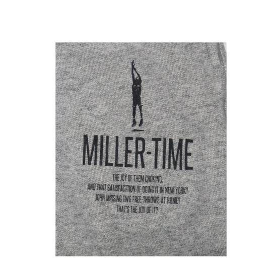 BBオリジナル【MILLER TIME】スウェットパンツ GY