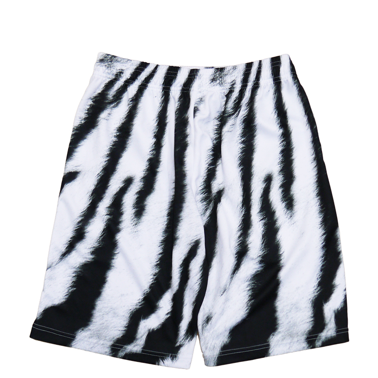 BB ORIGINAL【TIGER】SHORTS WH×BK